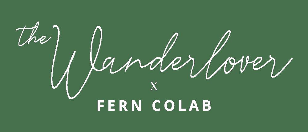 Wanderlover x Fern Colab